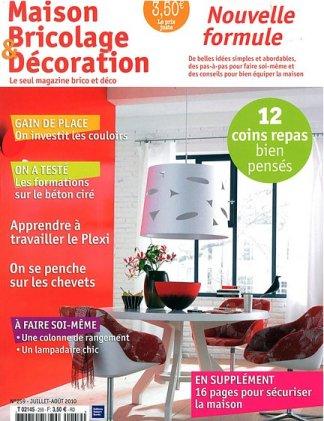 Nouvelle Formule Pour Maison Bricolage & Décoration | La Veille D'Ers