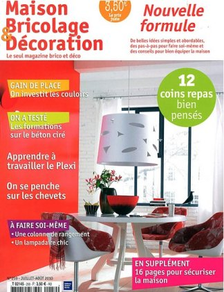 Magazine Maison Chic. Elegant Maison Cote Ouest Magazine Cover